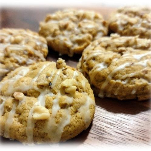 Pumpkin Walnut Cookies (2)