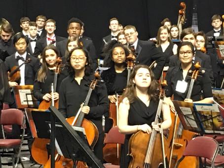 Congratulations to Musical Arts Institute Student Sadjah Muhammad