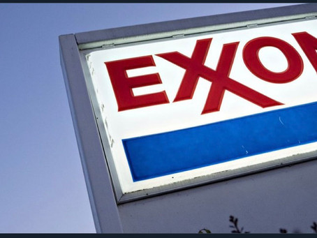 Exxon Faces Historic Writedown After Energy Markets Implode