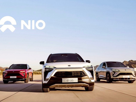NIO delivered 5,291 vehicles in November 2020, a new monthly record representing a solid 109.3% year