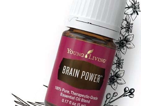 Смесь Brain Power, или как сдвинуть себя с места