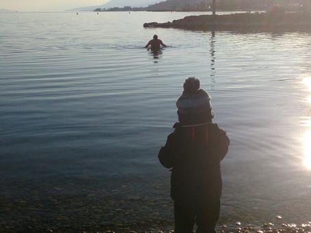 Effets du voyage Wim Hof Islande et retour en Suisse