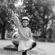 foto 3-6 lat Hania Łojszczyk.    Mash Art Klu