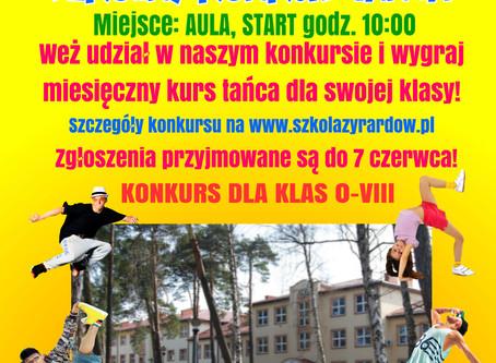 Międzyborowski Szkolny Konkurs Tańca