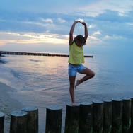 foto 7-12 lat Gabrysia Nietrzebka _ Mash
