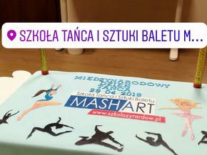 Międzynarodowy Dzień Tańca w MASH ART za nami!