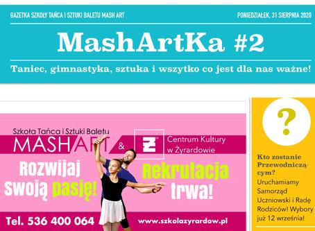 Nowy numer MashArtKi!