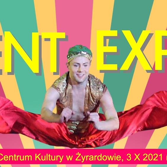 Orient Express w Centrum Kultury w Żyrardowie g. 12:00