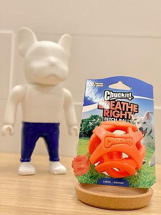 Chuckit! Breath Right Ball Dog Toy