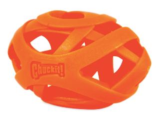 Chuckit! Breath Right Football Dog Toy