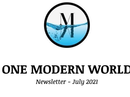 OMW Newsletter July edition