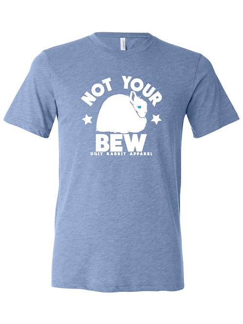 Not Your BEW - Jersey Wooly Youth Tee
