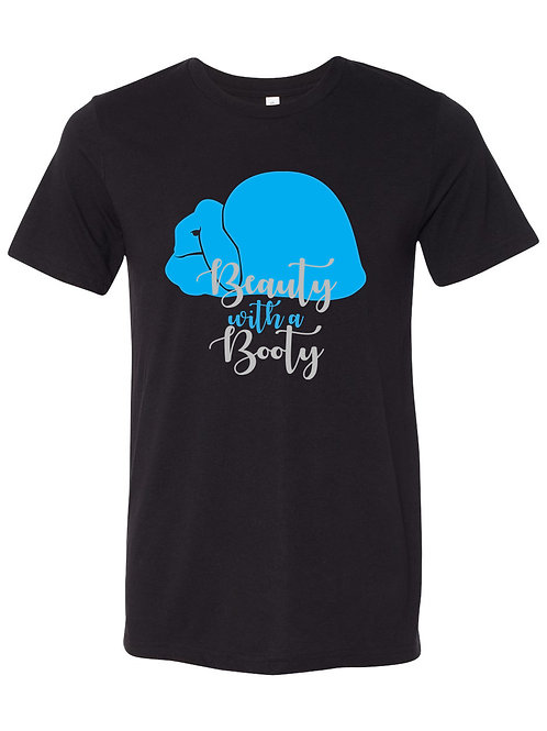 Beauty with a Booty - French Lop Adult Tee