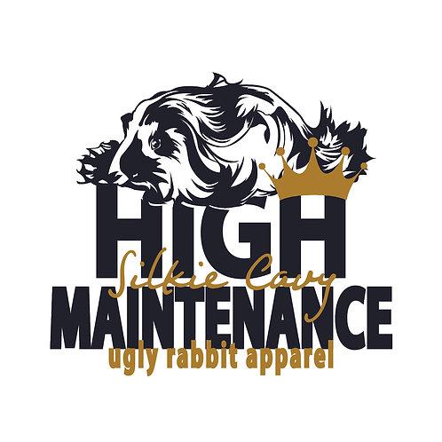 Silkie - High Maintenance