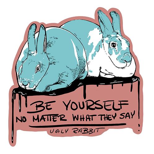 Message - Rex Sticker