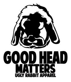 (Ugly Rabbit Apparel) Mini Lop  Good Hea