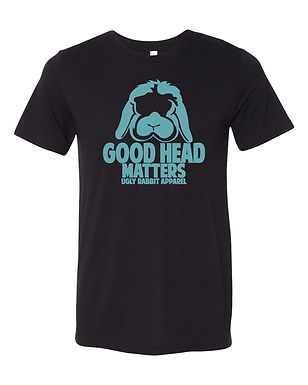 Good Head Matters - Holland Lop Adult Tee