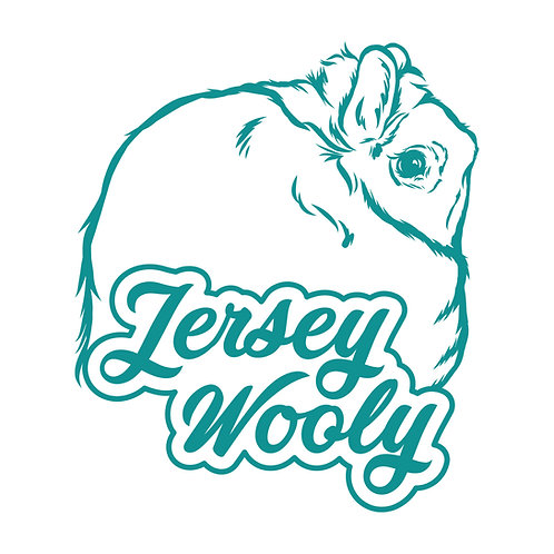 Dreamy - Jersey Wooly Decal