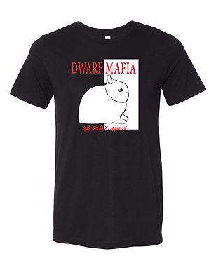Netherland Dwarf - Dwarf Mafia Adult Tee