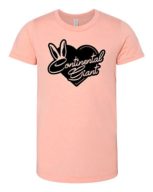 Lovestruck - Continental Giant Youth Tee