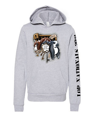 Lop Nationals 2021 Youth Pullover Hoodie