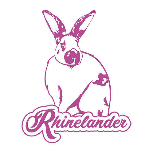 Dreamy - Rhinelander Decal