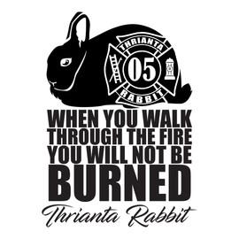(Thrianta) 2017 Fire Department BACK PRI