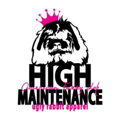(Ugly Rabbit) AFL High Maintenance.jpg