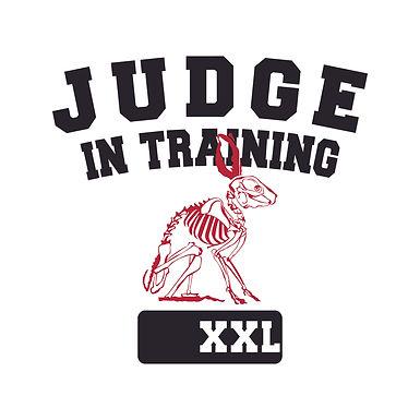 Judge In Training Tee