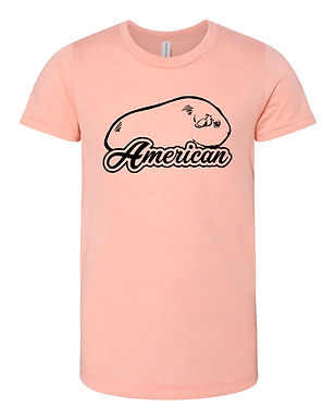 Dreamy - American Cavy Youth Tee