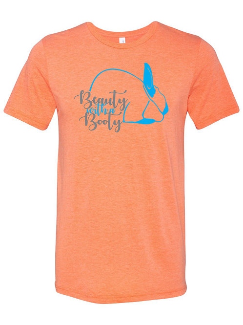 Californian - Beauty with a Booty Adult Tee