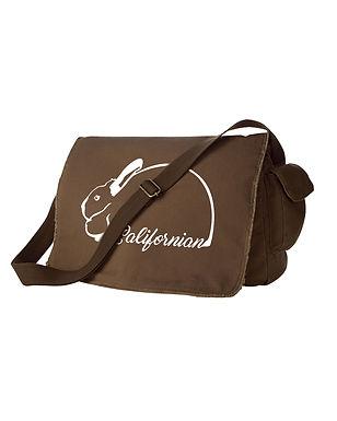Californian - Outline Messenger Bag