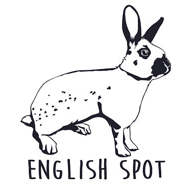 English Spot Tee