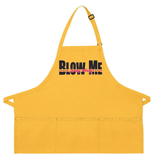 Jersey Wooly - Blow Me Apron