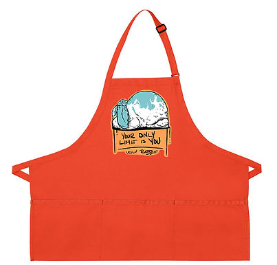 French Lop - Message Apron