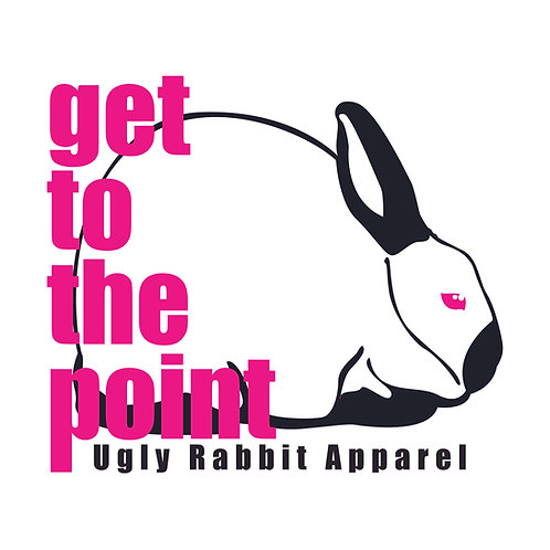 Mini Rex - Get To The Point Decal