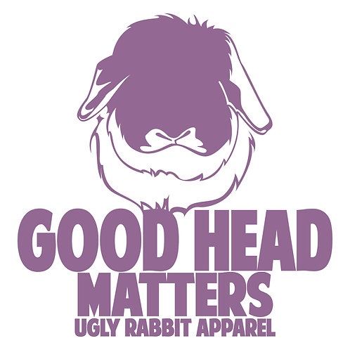 Good Head Matters - American Fuzzy Lop Decal