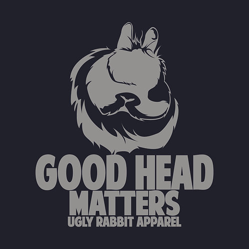 Good Head Matters - Jersey Wooly Decal