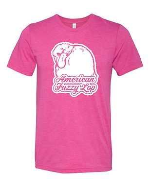 Dreamy - American Fuzzy Lop Adult Tee