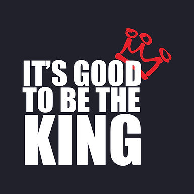 Belgian Hare - It's Good To Be The King Tee