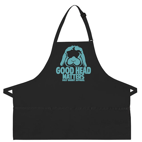 Good Head Matters - Holland Lop Apron