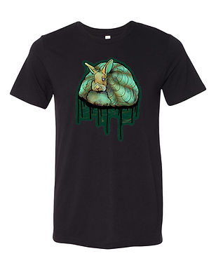French Angora - Spooky 2020 Adult Tee