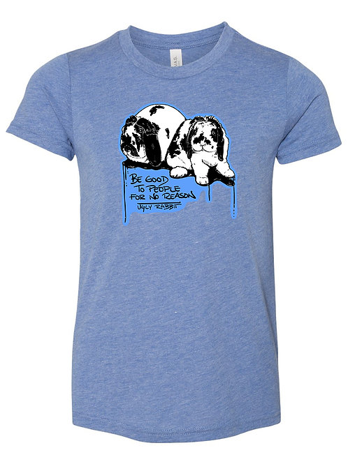 Mini Lop - Message Youth Tee