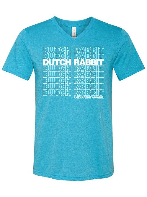 Repeat - Dutch Adult V-Neck Tee