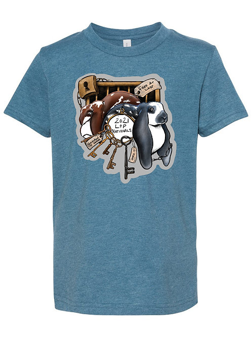 Lop Nationals 2021 Youth Tee