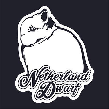 Netherland Dwarf - Dreamy Decal