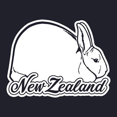 Dreamy - New Zealand Decal
