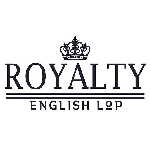 English Lop - Royalty Tee