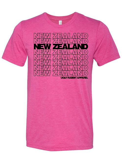 Repeat - New Zealand Adult Tee