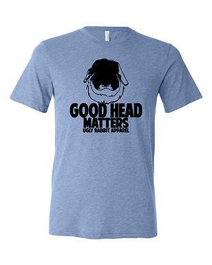 Good Head Matters - American Fuzzy Lop Adult Tee
